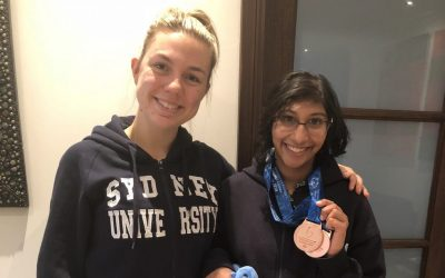 Superstar Swimmer: Winning Bronze at the Special Olympics Australia Games