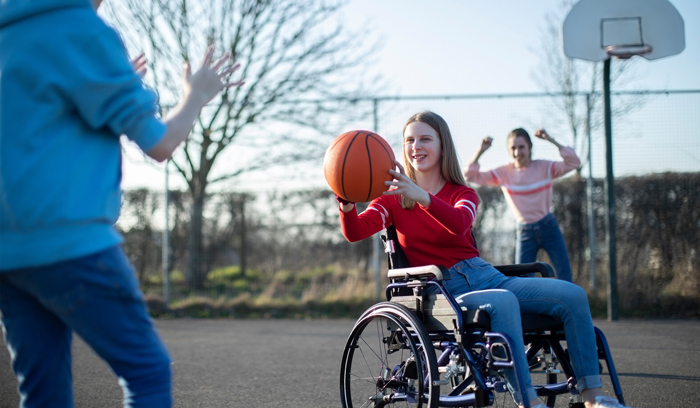 Rethinking 'Exercises for Disabled Adults'