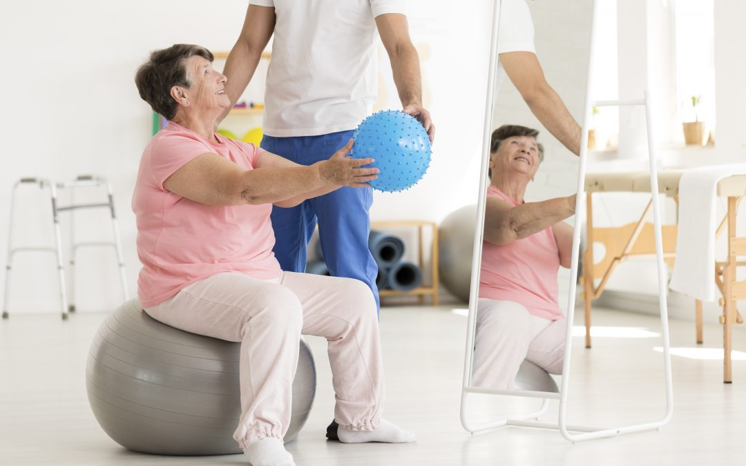 How Physiotherapy Helps Stroke Patients
