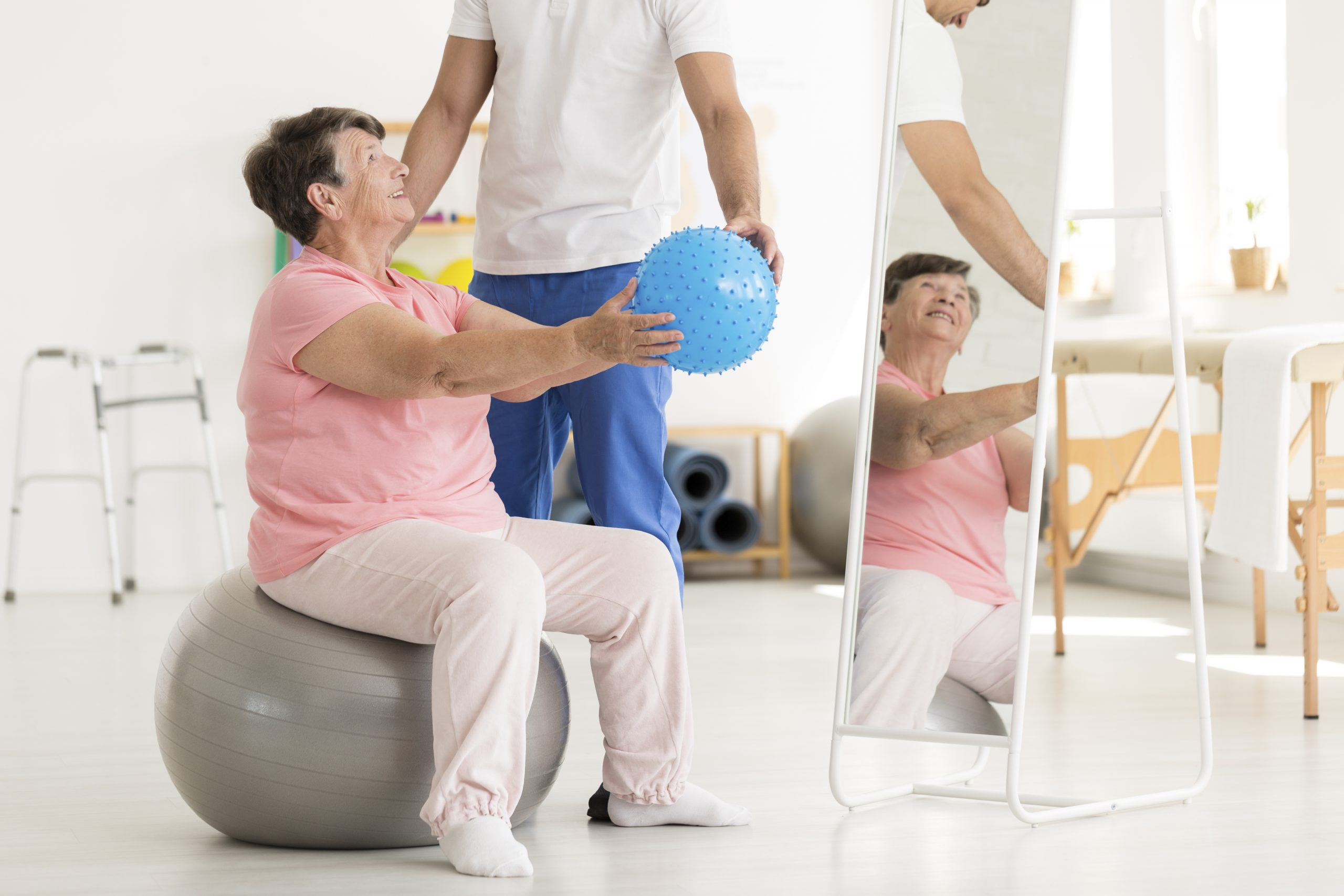Physiotherapy Hills District